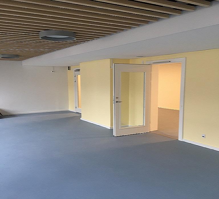 Ombygning - Dør (Kbh kommune)