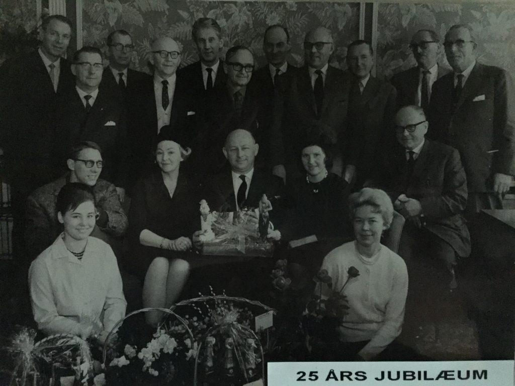 25 års jubilæum